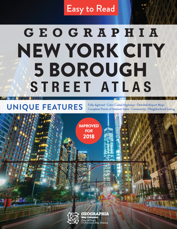 new york city atlas