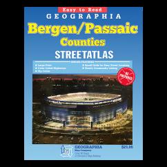 Bergen County and Passiac County (NJ) Atlas