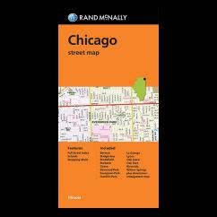 Rand McNally – Chicago (IL) Street Map
