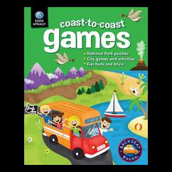 Rand McNally – Coast To Coast Games