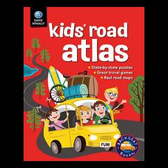 Rand McNally – Kids' United States Road Atlas