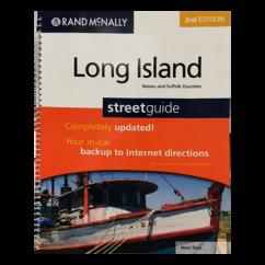 Rand McNally – Long Island Streetguide