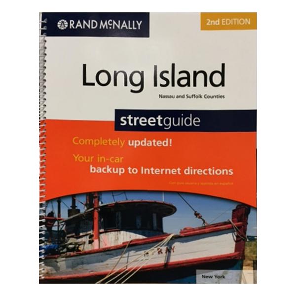 Rand McNally - Long Island Streetguide
