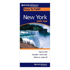 Rand McNally – New York State Easyfinder