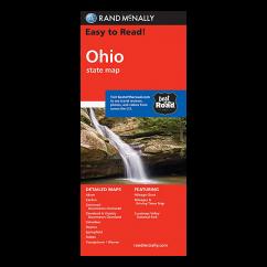 Rand McNally – Ohio State Map