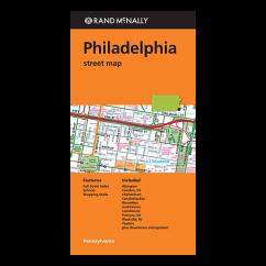 Rand McNally – Philadelphia (PA) Street Map
