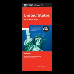 Rand McNally – United States Map